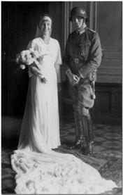 Nina Schenk Grafin von Stauffenberg Marriage Nina and Claus von Stauffenberg July 20 1944