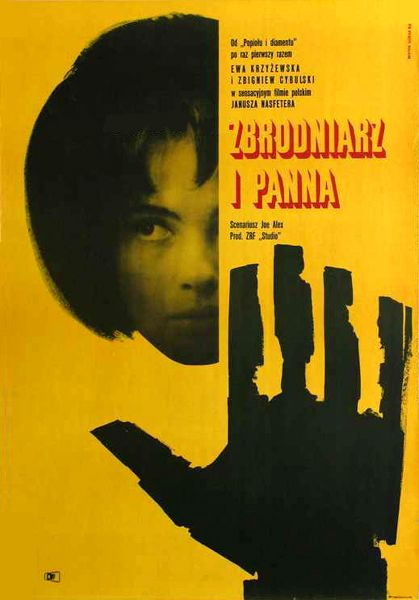 Poster do filme Zbrodniarz i Panna
