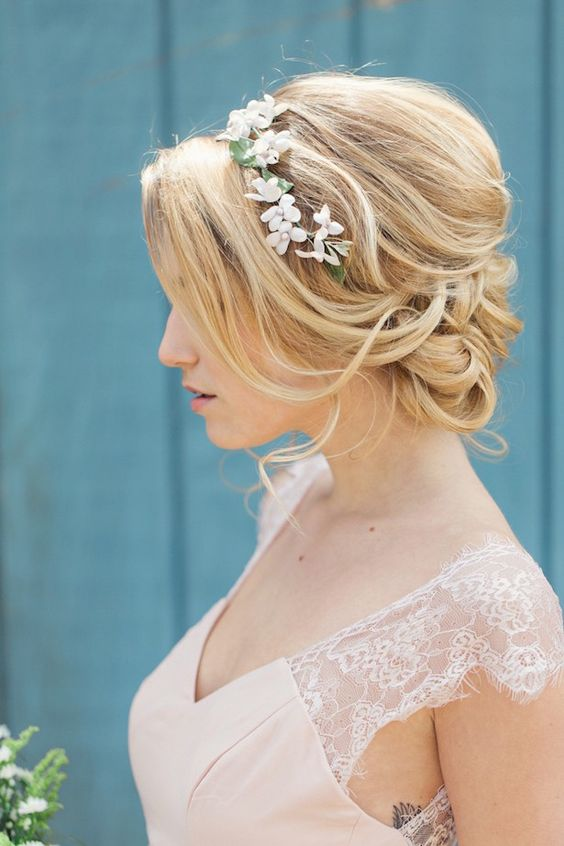 Wedding Hair -Photography: Clean Plate Picture: