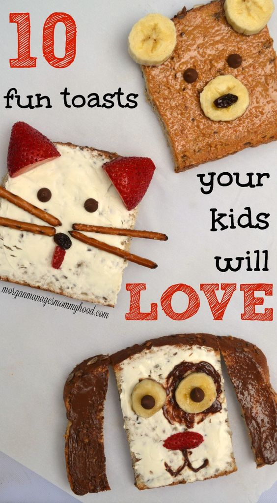 Looking for a quick way to make school morning breakfasts more fun? Check out…: