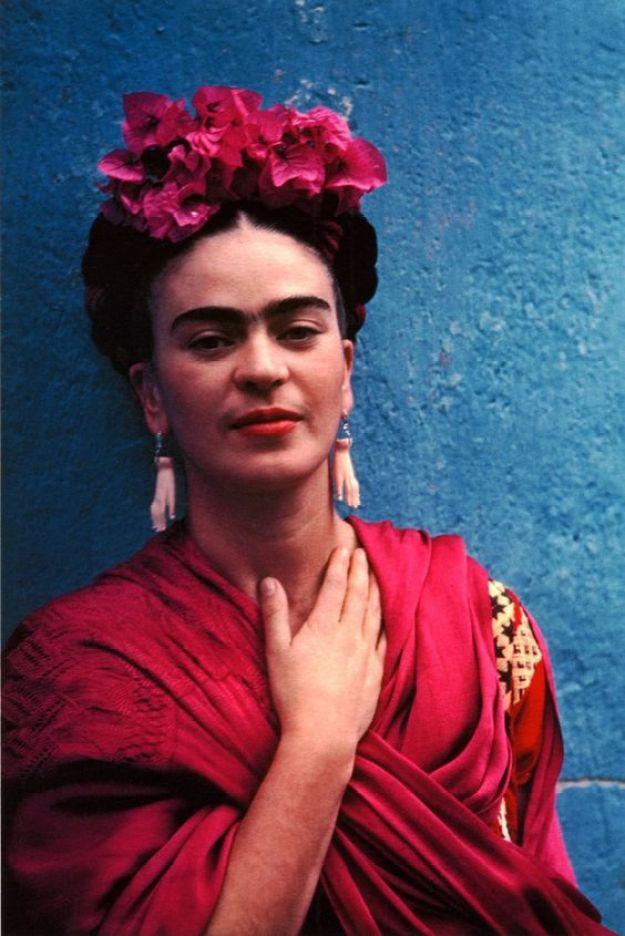 Style Crush: Frida Kahlo: