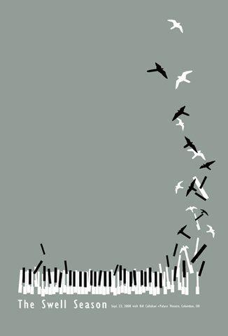 Poster do filme O Piano