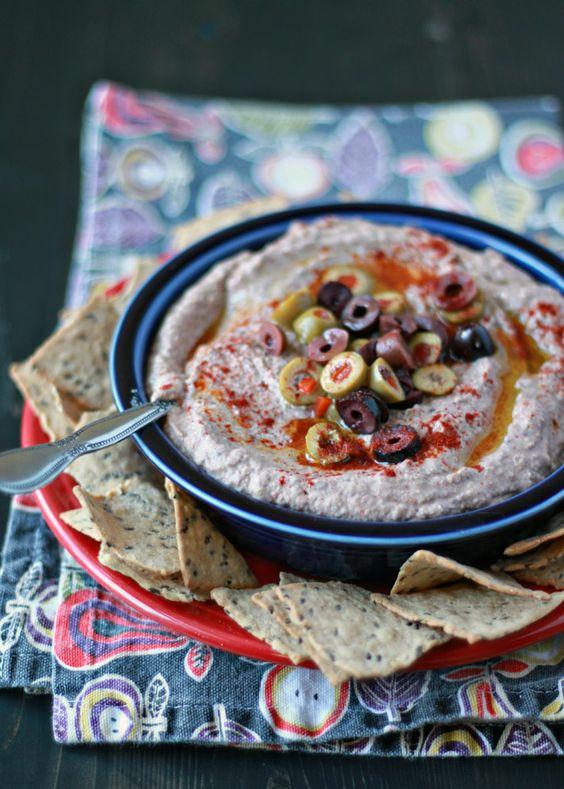 Hummus provenzale