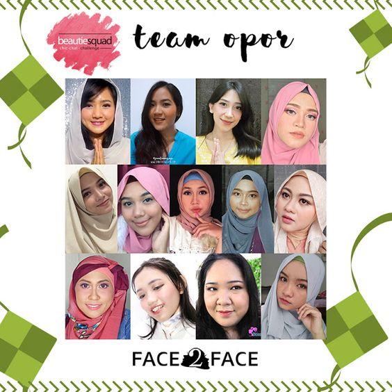 Team Opor - Soft Makeup Lebaran