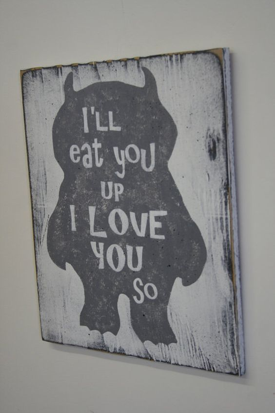 Download Where The Wild Things Are I'll Eat You Up I Love You So ...