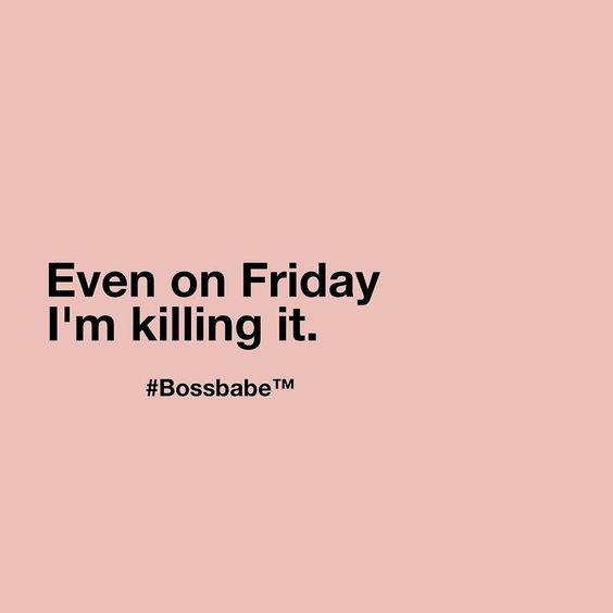 Do you want to wear your favourite #BossBabe quotes? We've got you... Head to…: