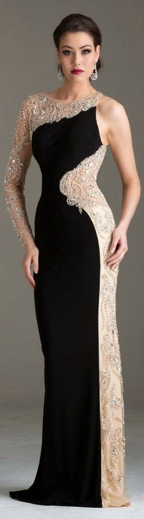 Evening Gown. #wedding #gown #dress: