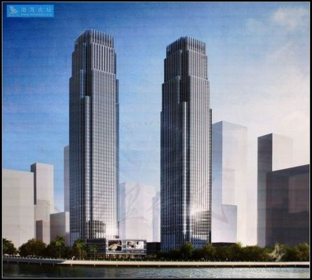Tianjin Tishman Speyer Financial Plaza