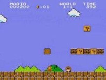 Super Mario Bros. (Made in the 80's):