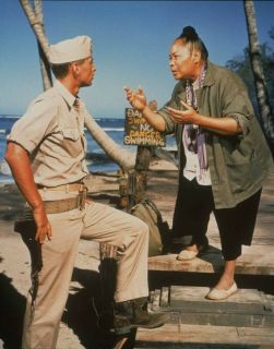 Image result for juanita hall south pacific the musical 1958