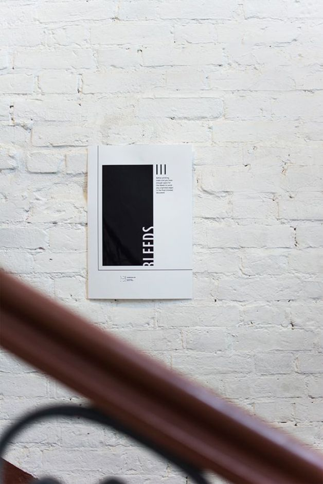 Free poster Mock-Up