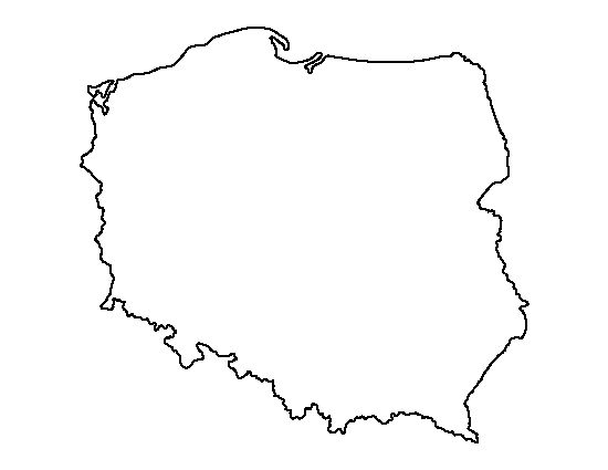 Poland Pattern Use The Printable Outline For Crafts