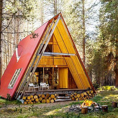 Far Meadow Base Camp, Sierra National Forest: