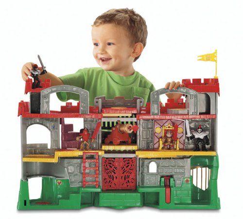 Adventures castle imaginext 2 Pinterest Fisher price