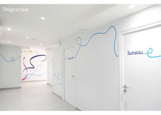 Bureaux Dcoration And Centre On Pinterest
