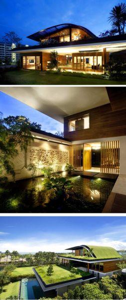 sky garden house Sky Garden House / Guz Architects | Gardens, Green roofs