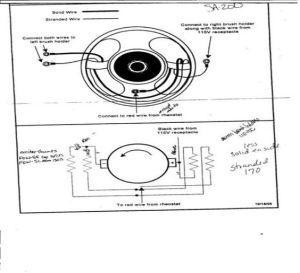 lincoln sa200 wiring diagrams | LINCOLN SA200 Auto idle
