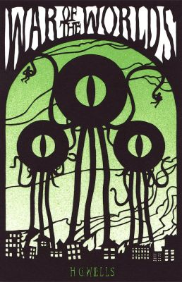Image result for the war of the worlds book cover