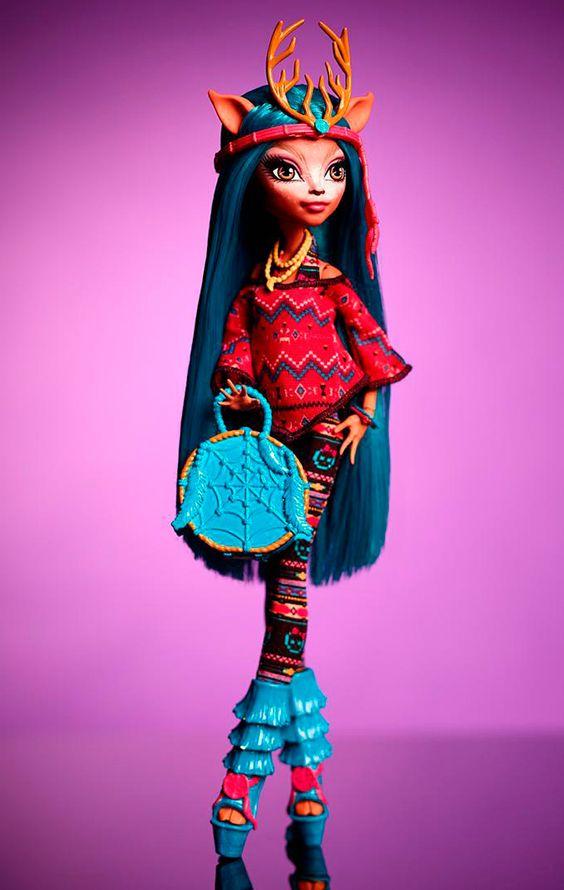Монстр Хай: Кукла Isi Dawndancer - YouLoveIt.ru | dolls ...