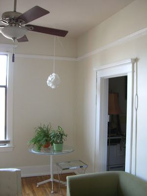 Benjamin Moore Moonlight White Trim Simply White Paint