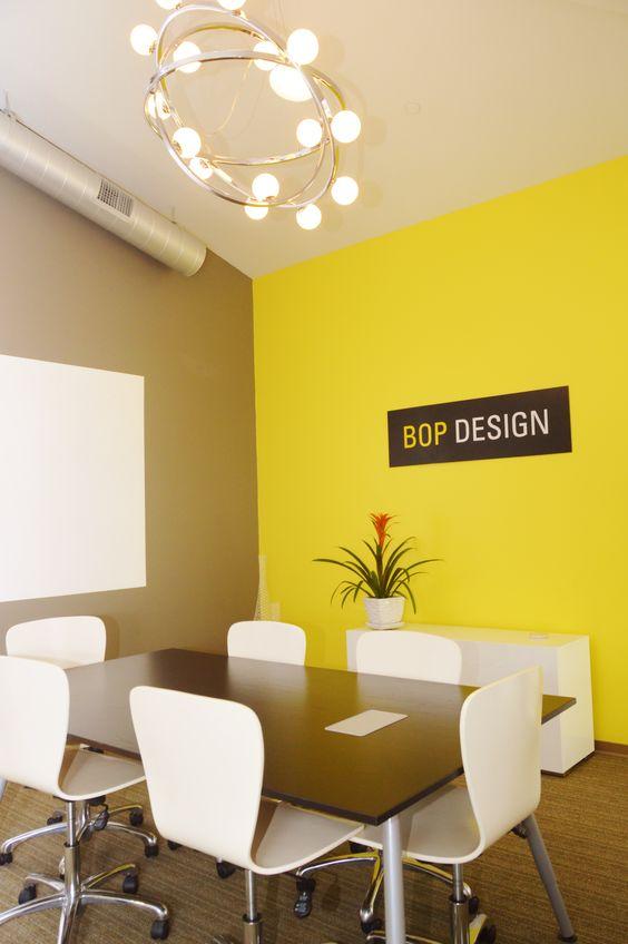 conference room new idea paint white board bright yellow on commercial office colors for walls id=40034