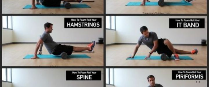 Foam Rollers Rollers And Exercise On Pinteres