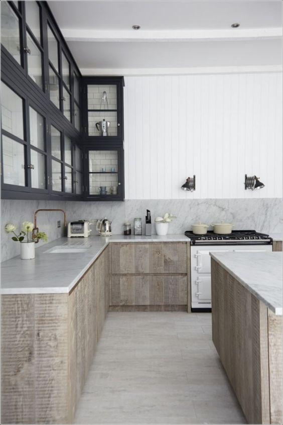 138 Awesome Scandinavian Kitchen Interior Design Ideas https://www.futuristarchitecture.com/8088-scandinavian-kitchens.html: