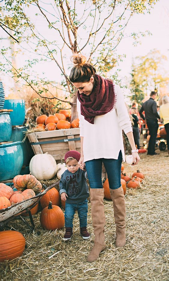 Mid-Fall Inspiration | http://www.roseclearfield.com
