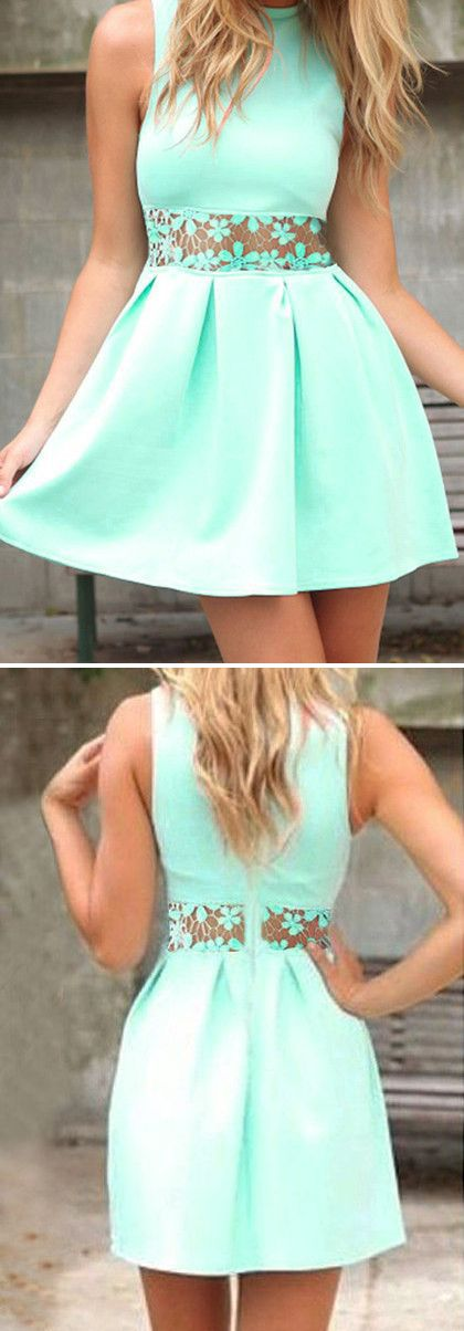 I'm just loving mint green this spring and summer. Gorgeous color.♥♥♥♥♥♥: