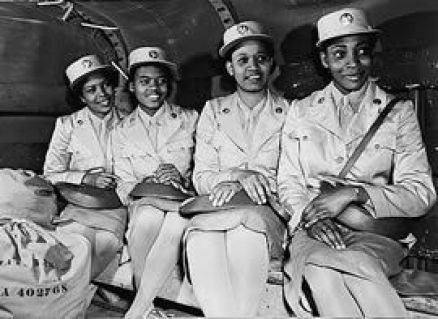 63c29a21069dbcc41472194f335b009a 20 Patriotic Pictures of Black Women in the Military