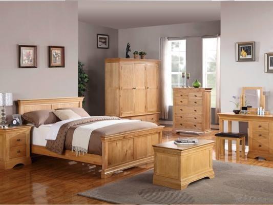Oak Bedroom Furniture House Decorations Pinterest