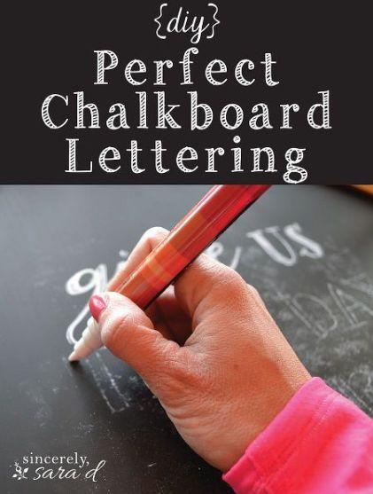 chalkboard paint pen