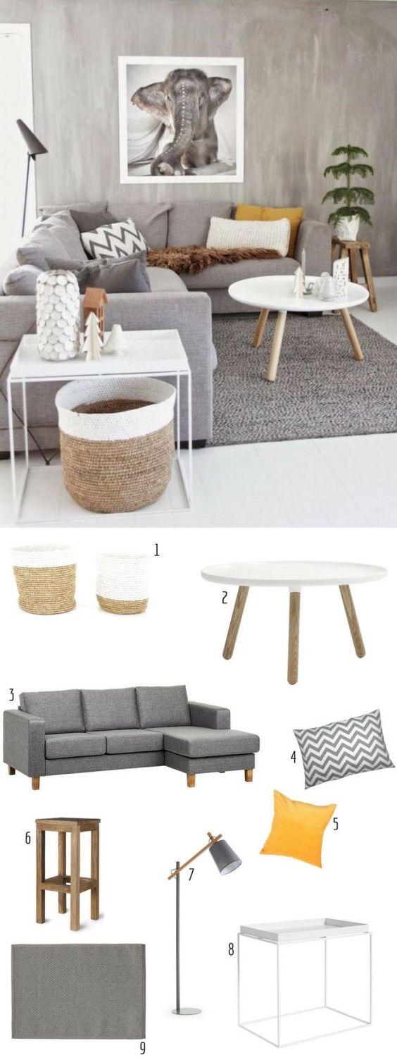 La même déco : un salon scandinave gris http://www.homelisty.com/la-meme-deco-un-salon-scandinave-gris/: