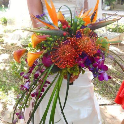 Colorful bouquet / R