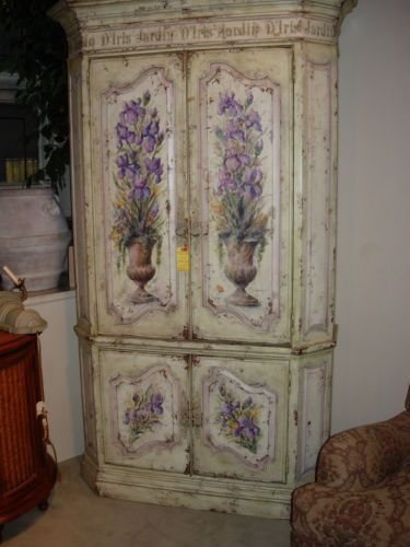 Corner Cupboard Armoires And Cupboards On Pinterest