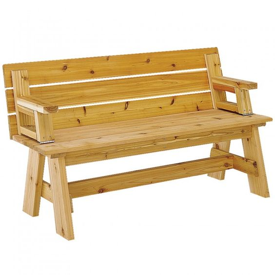 Picnic Table Bench Combo Plan Picnic Table Bench