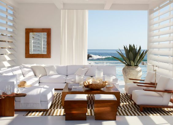 Point Dume - Ralph Lauren Home: