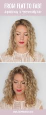 How to restyle curly