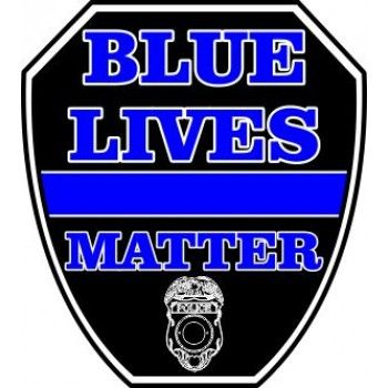 Image result for blue lives matter