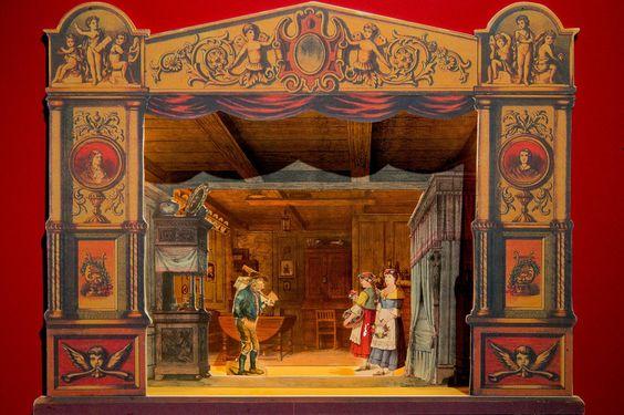 paper theatre - Google Search: