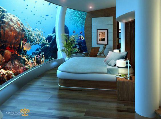 Poseidón Undersea Resorts, Fiji