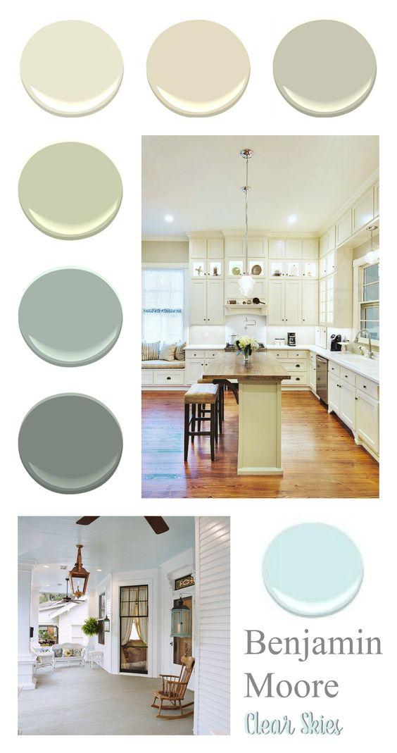 Southern Home Paint Color Palette Paint Colors Home