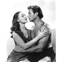 Image result for lex barker and dorothy hart as tarzan