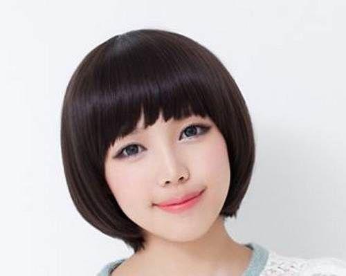 little girls short  hairstyles  Interesting Korean  Girl