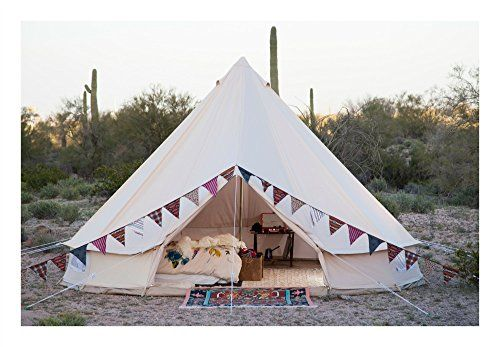 Stout Bell Tent 100 Cotton Canvas 4M 5M PRO Edition Double Wall 164ft 5M >>> You can find out more details at the link of the image. This is an Amazon Affiliate links.