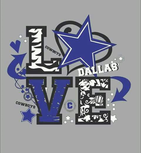 Download I love my Dallas Cowboys … | Pinteres…