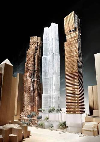 Toronto Mirvish+Gehry