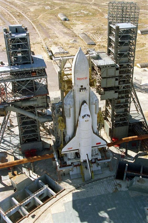 Space shuttle Spaces and Soviet union on Pinterest