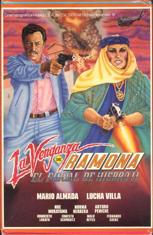 Poster do filme El Fiscal de Hierro