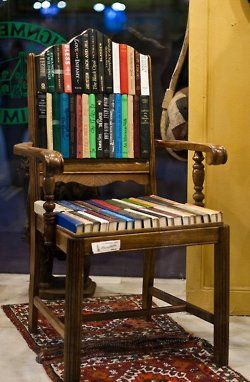 Love this book chair!: